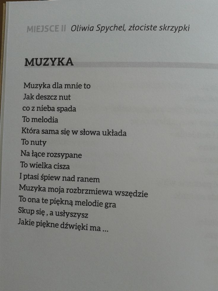 Leśna Podlaska Ogólnopolski Sukces Oliwii Spychel Radiobiper