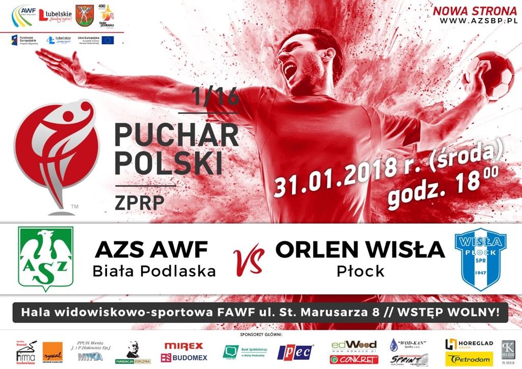 Piłka Ręczna Azs Awf Biała Podlaska Vs Orlen Wisła Płock