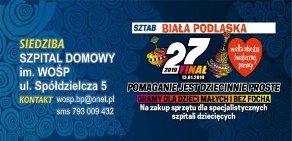 Dwa Tygodnie Do 27 Finału Wośp Zaproszenie Radiobiperinfo