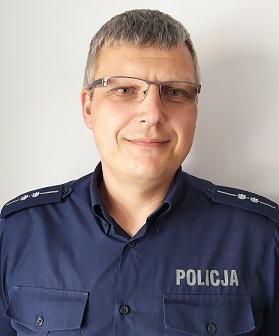 asp. Jarosław Jaworski