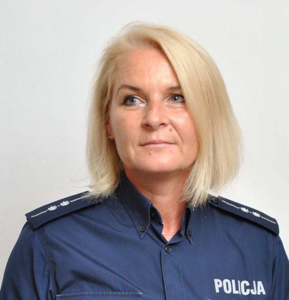 asp. Małgorzata Chazan
