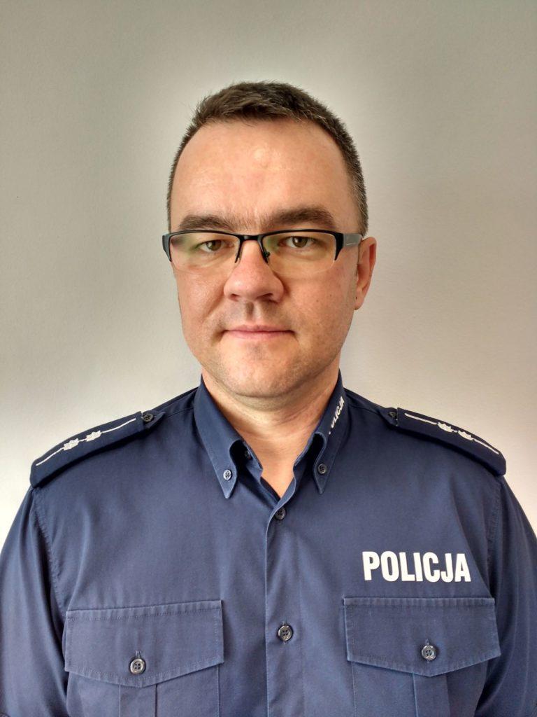 asp. Radosław Sacewicz