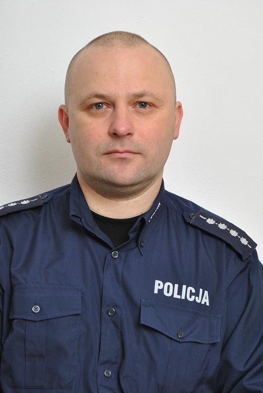 asp. szt. Arkadiusz Kamiński