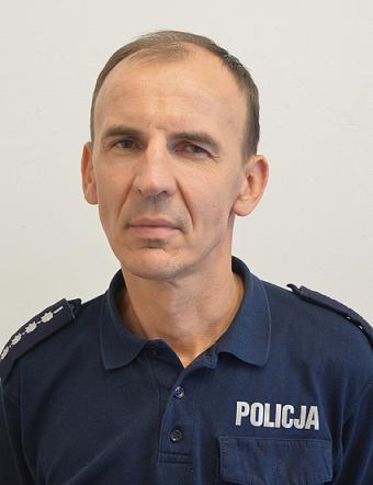 asp. szt. Janusz Kosowski