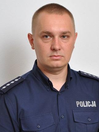 asp. szt. Radosław Macieszczuk