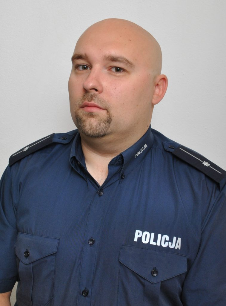 mł. asp. Daniel Zasadzki