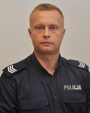 sierż. szt. Dariusz Łaski
