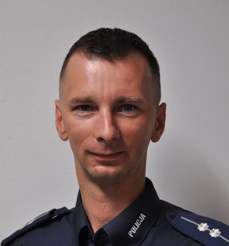 asp. Wojciech Wiszniewski