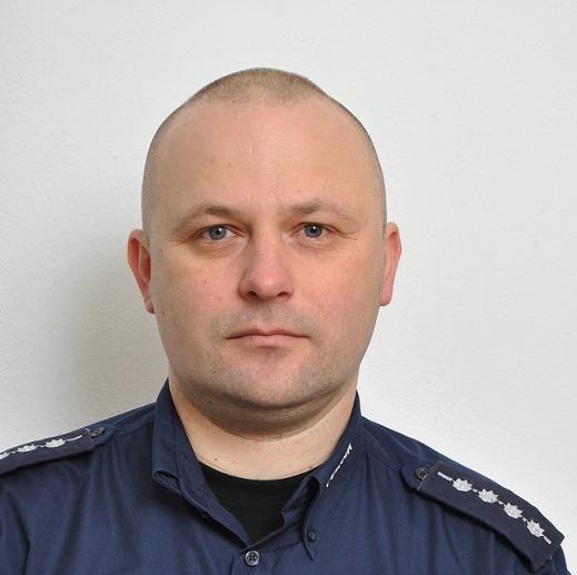 asp. sztab. Arkadiusz Kamiński