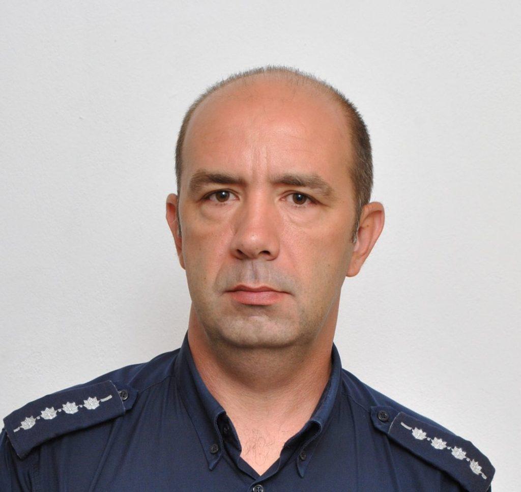 asp. szt. Marcin Semeniuk