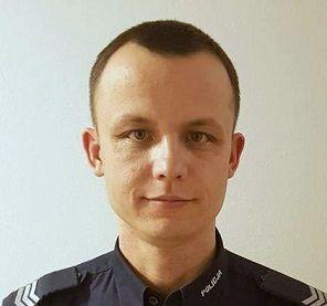 sierż. szt. Piotr Grzeszyk