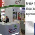 Wieści z Unii: InvestEU: 50 milionów dla Mlekpolu