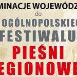 Eliminacje wojewódzkie IV Ogólnopolskiego Festiwalu Piosenki Legionowej (zaproszenie)