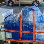 Miasto przekazało 460 litrów środka do dezynfekcji karetek