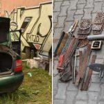 Kryminałki: Na miejscu włamania pozostawił… samochód z dokumentami