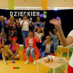 Dzieckiem bądź! Śpiewające życzenia z Przedszkola w Rzeczycy (film)