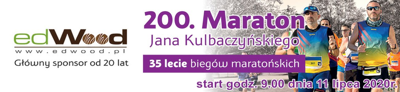 baner kulbaczynski maraton