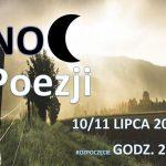 Noc Poezji w Hrudzie (zaproszenie)