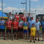 Mistrzostwa województwa lubelskiego w plażowej piłce siatkowej (galeria)