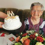 Bialczanka obchodziła setne urodziny