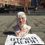 Brześć: Szósty dzień protestów mieszkańców po wyborach prezydenckich