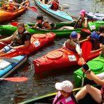 Spływ kajakowy po Krznie i Zielawie (zaproszenie)
