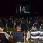 Wielkie ekrany kina letniego w Rakowiskach i Styrzyńcu (galeria)