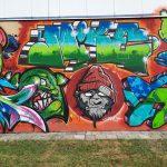 Graffiti. Po raz szósty w Terespolu święto sztuki ulicznej (galeria)