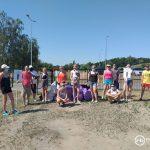 Wspólne sprzątanie plaży na Międzyrzeckich Jeziorkach (galeria)