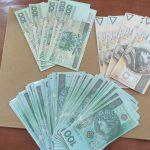 Kryminałki: By ukryć kradzież z włamaniem, podłożył podrobione banknoty