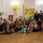 """Roskosz: """"Obdarowani wolnością"""" w Europejskim Centrum OHP (galeria)"""