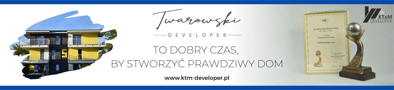 KT&M Developer - Twarowski Developer - Mieszkania Biała Podlaska