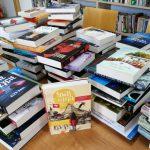 Gminna Biblioteka Publiczna w Łomazach z dotacją na zakup nowych książek