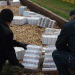 Kryminałki: Udaremniony przemyt papierosów w pociągach towarowych