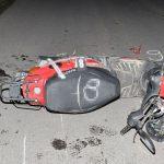 Kryminałki: Wywrócił się na motorowerze poniósł śmierć na miejscu