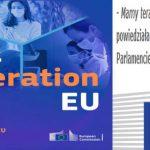 Wieści z Unii: Von der Leyen: NextGenerationEU znakiem solidarności