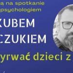 """""""Nakręcamy Czytanie"""" z Jakubem Jańczukiem! (zaproszenie)"""