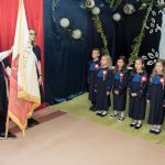 Zalesie: Ślubowanie klasy I – Szkoła Podstawowa w Wólce Dobryńskiej (galeria)