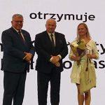 Bialskie Stowarzyszenie Gimnastyki Artystycznej nagrodzone