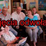 Piszczac: Zajęcia w Klubie Seniora odwołane