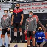 Sport: Konrad Łazuga Mistrzem Polski Seniorów w podnoszeniu ciężarów
