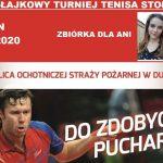 VI Mikołajkowy Turniej Tenisa Stołowego (zaproszenie)