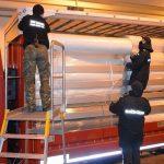 Województwo: Zatrzymanie nielegalnego migranta na przejściu w Hrebennem