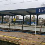 Przebudowa kolei w Białej Podlaskiej! Trakcja S.A. prostuje!