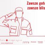 Nowe zadania Terytorialsów w obszarze Publicznej Służby Krwi