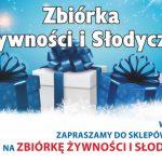 Świąteczna zbiórka żywności i słodyczy dla potrzebujących (zaproszenie)