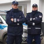 Kodeń: Szybka interwencja policjantów zapobiegła tragedii