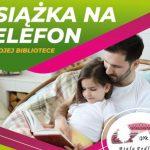 """Gm. Biała Podlaska: Akcja """"książka na telefon"""" w gminnych bibliotekach"""