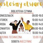 Międzyrzec Podlaski: Miejska biblioteka wznowiła działalność