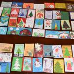 Gm. Międzyrzec Podlaski: Konkurs na najpiękniejszą kartkę bożonarodzeniową rozstrzygnięty